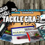 Cyber Monday Deal – 20% Off Any Tackle Grab Subscription
