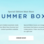 POPSUGAR Must Have Summer Limited Edition Box Spoilers!