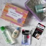 Birchbox CEW Mass Appeal Box Review – 2016