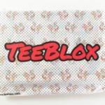 Teeblox Cartoons Subscription Box Review + Coupon- Sept 2016