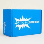 Super Geek Box Subscription Box Review + Coupon – August 2017
