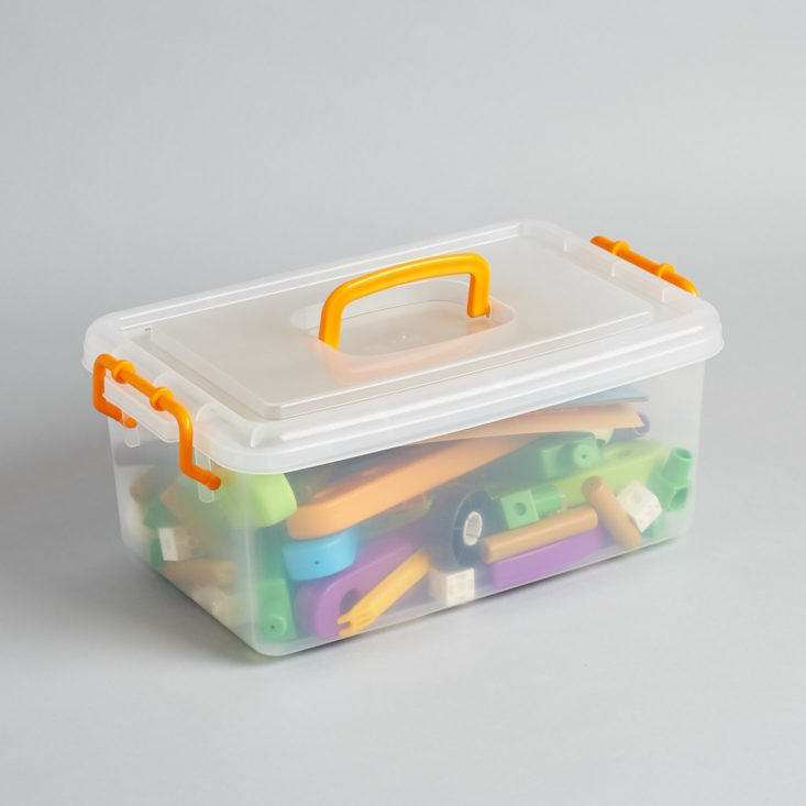 Amazon Kids STEM Toy October 2017 Review - Carrying case