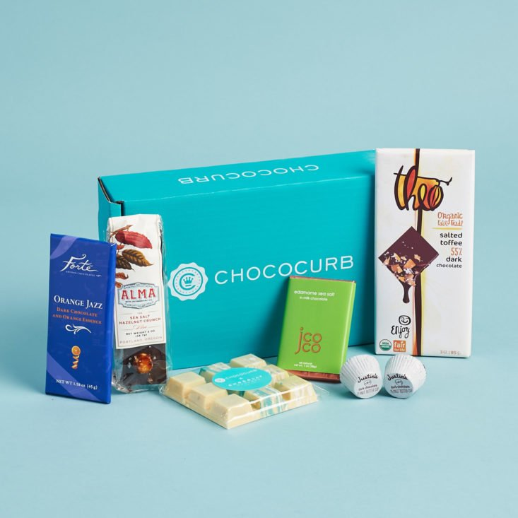 Chococurb features gourmet and artisan chocolate with unique flavor profiles perfect for foodies and chocolate lovers alike.