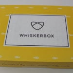 Whiskerbox Subscription Review + Coupon – October 2017