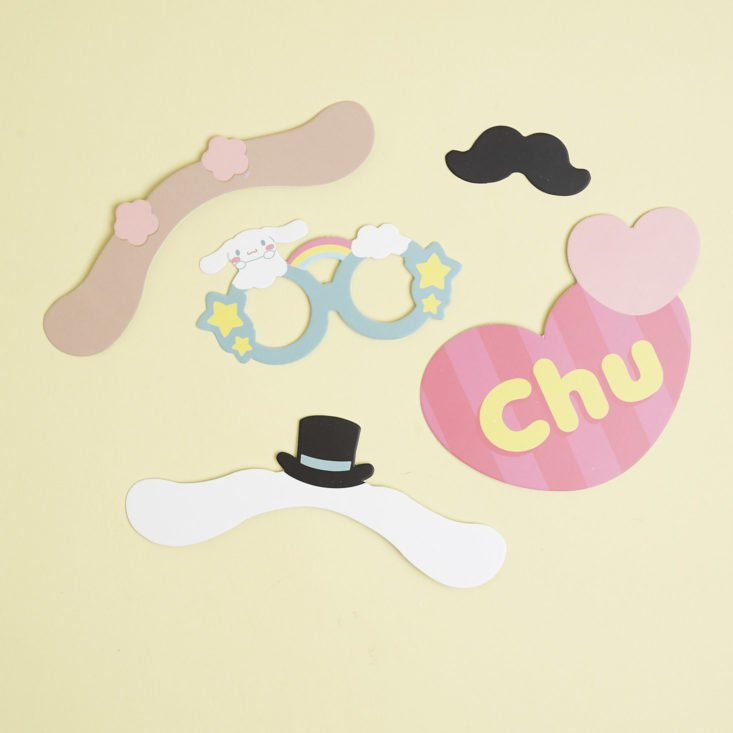 Sanrio Characters Photo Props