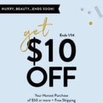 Honest Company Coupon – $10 Off Purchase of $50 or More