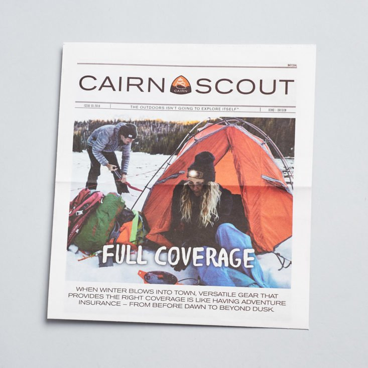 Cairn January 2018 - 0005 - Information