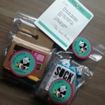 Sock Panda Review – January 2013 – Monthly Sock Subscription Boxes!