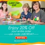 The Happy Trunk Labor Day Coupon Code – 20% Off!