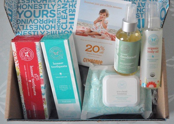 Honest Essentials BEST BOXES FOR YOUR PREGNANCY 2018