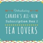 myteabox.ca Black Friday Deal – 25% off longer length subscriptions!