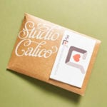 Studio Calico Planner Kit Subscription Review- November 2016