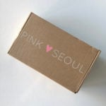 PinkSeoul Box Review + Coupon – January/February 2017