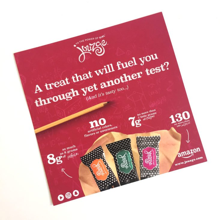 CampusCube for Girls Box October 2017 - 0007