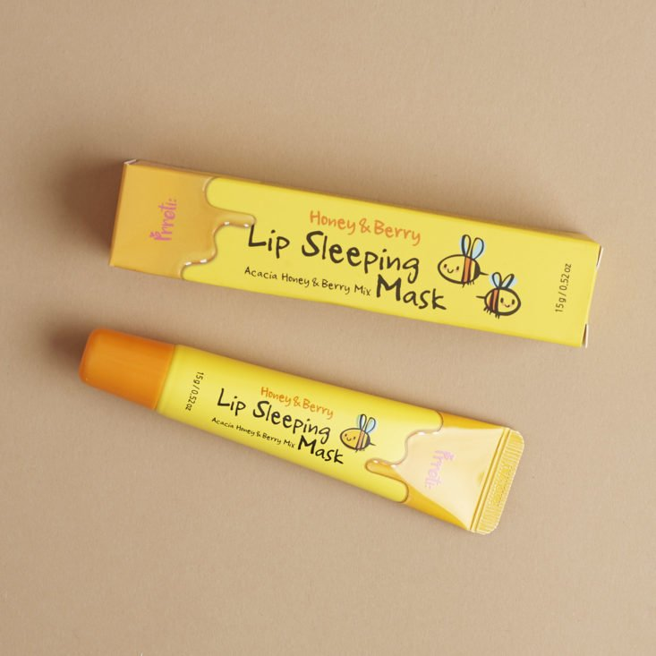 Prreti Honey + Berry Lip Sleeping Mask