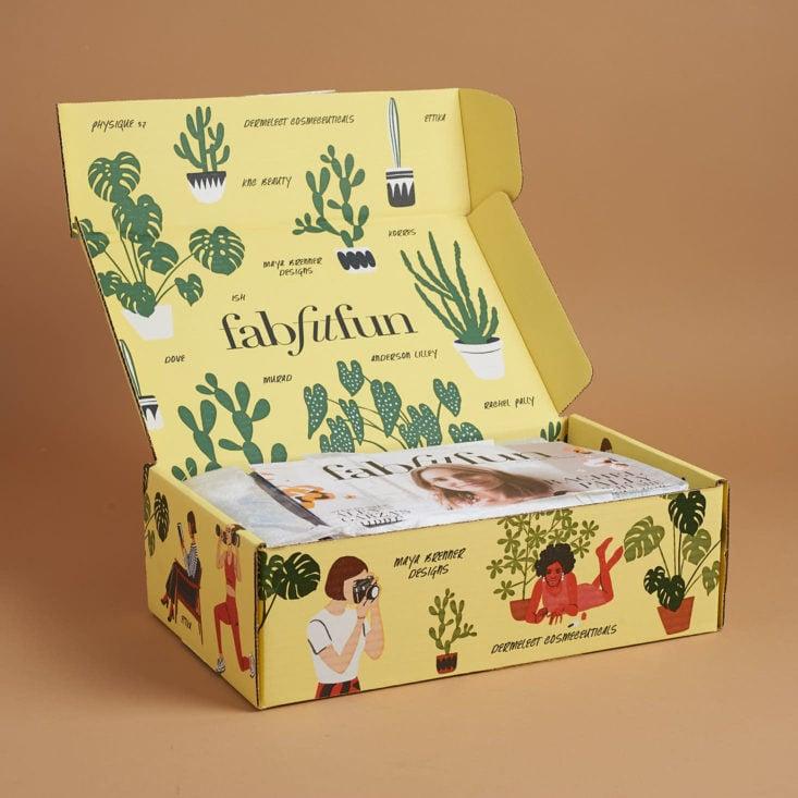 Fabfitfun Spring Subscription Box Coupon