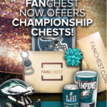 Limited Edition Philadelphia Eagles Championship Fanchest Available Now!