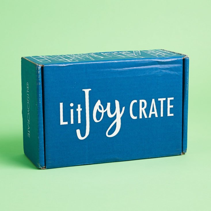 litjoy crate box for february 2018