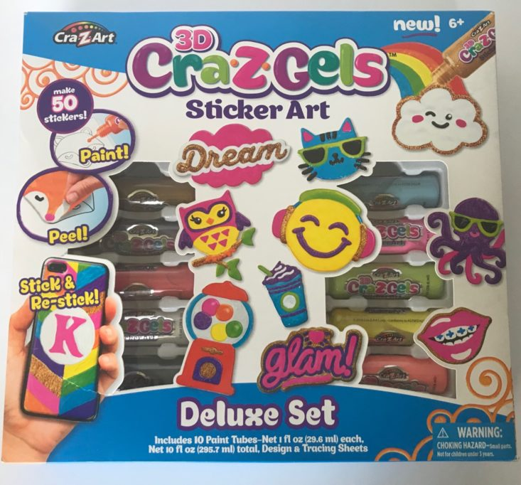 Target Arts Crafts Kit Subscription For Kids Review March 2018