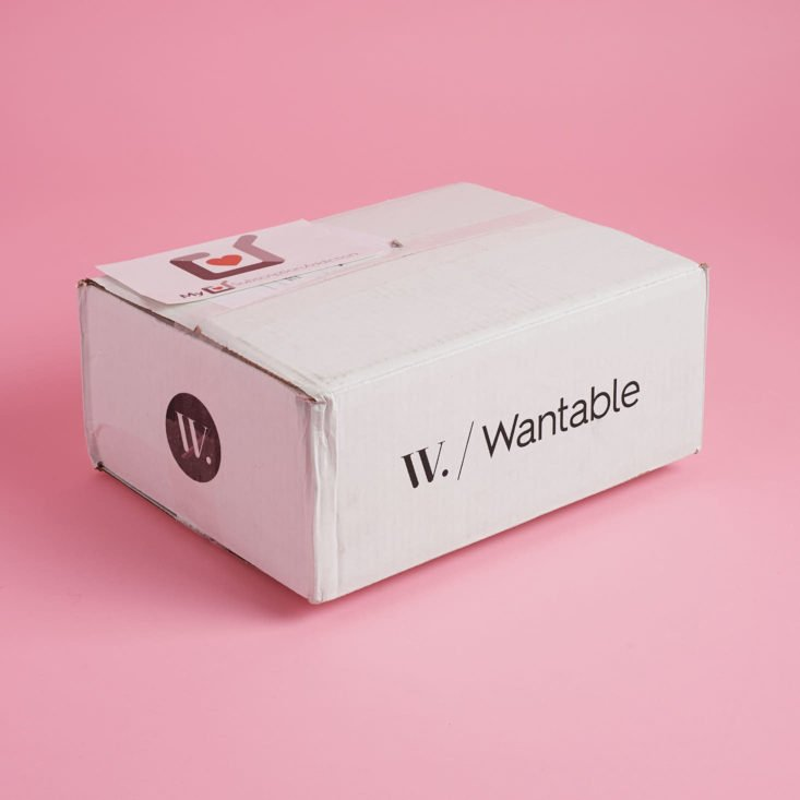 wantable fitness box