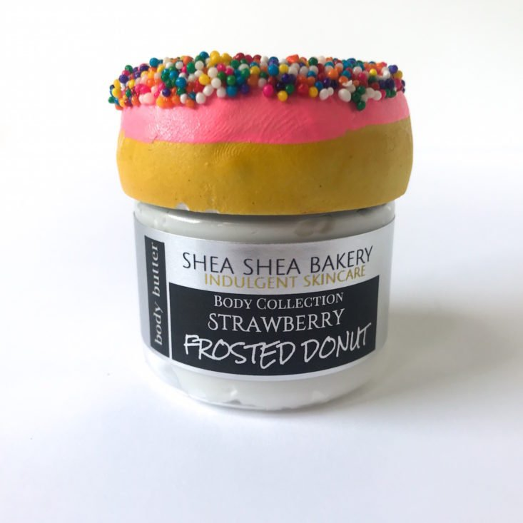 Strawberry Frosted Donut Body Butter, 2 oz