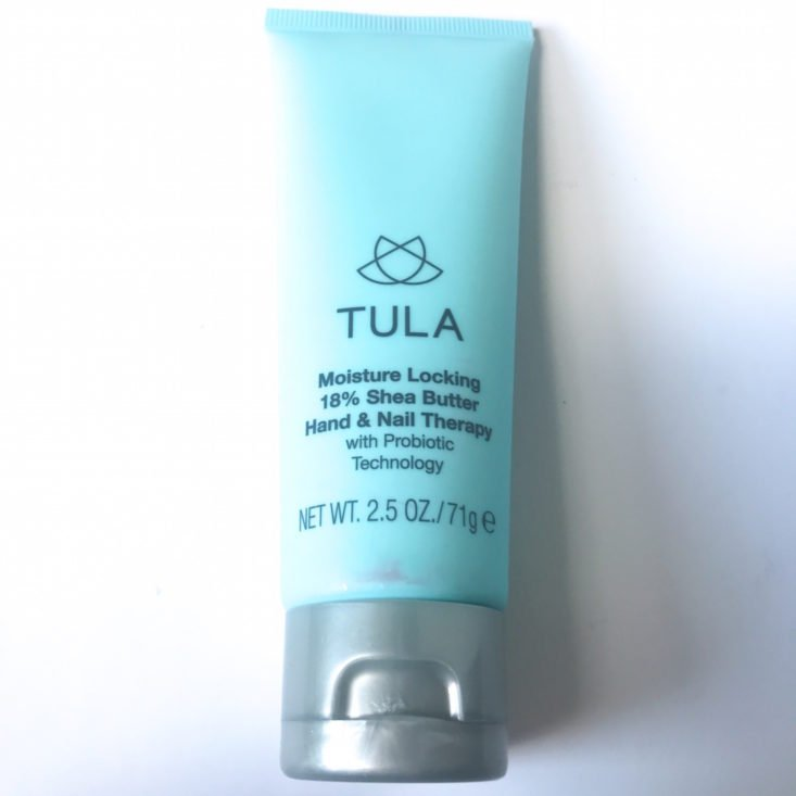Tula Probiotic Skincare Hand & Nail Therapy, 2.5 oz