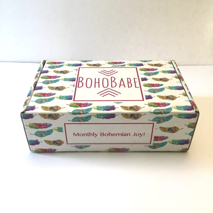BohoBabe May 2018 Box