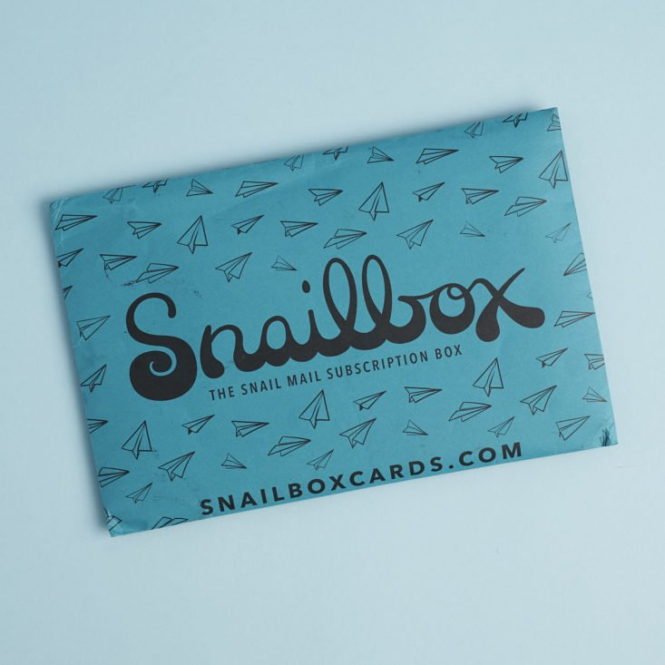 Snailbox envelope