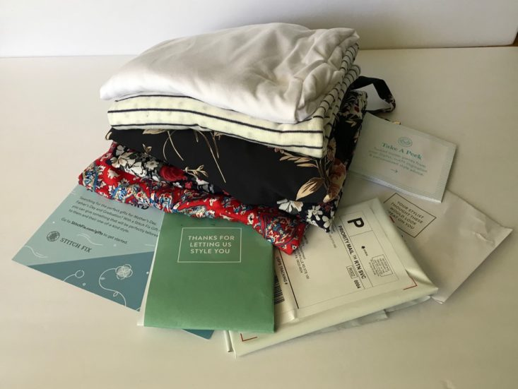 Stitch Fix May 2018 review