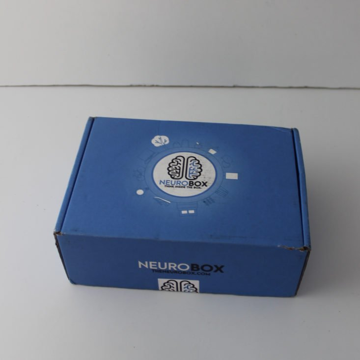 closed Neurobox box
