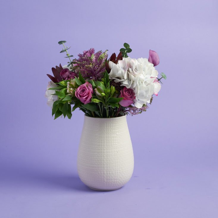 Signature Bouquet from Enjoy Flowers Subscription