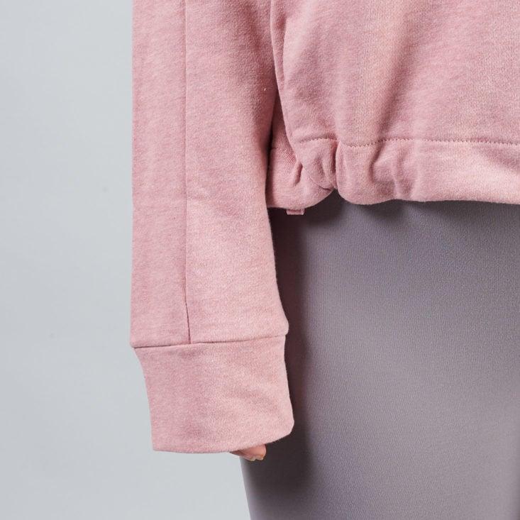 fabletics pink sleeve