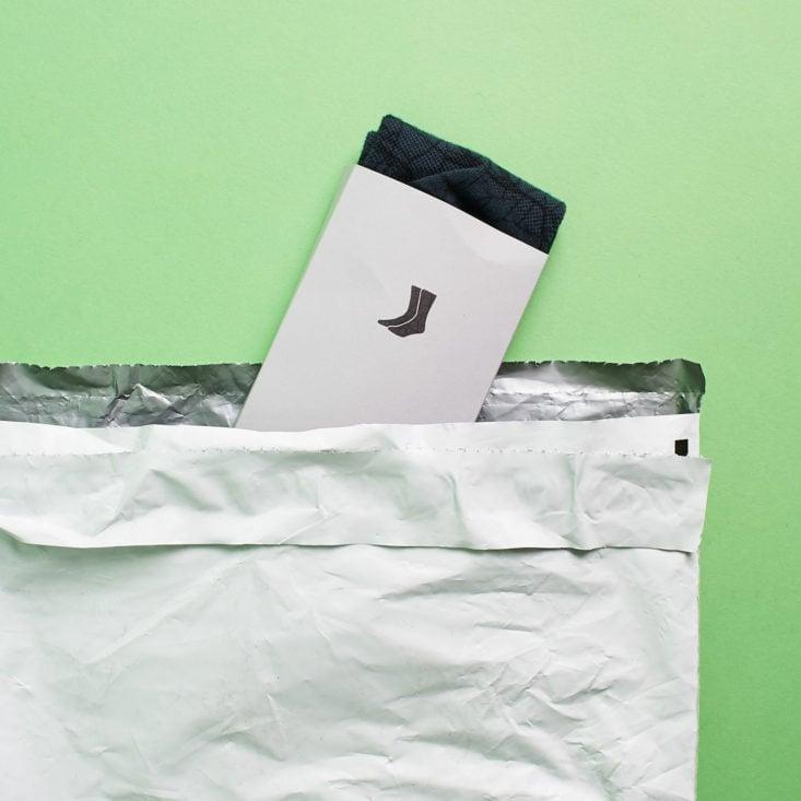 Wohven Socks September 2018 - Poly Bag Open Top