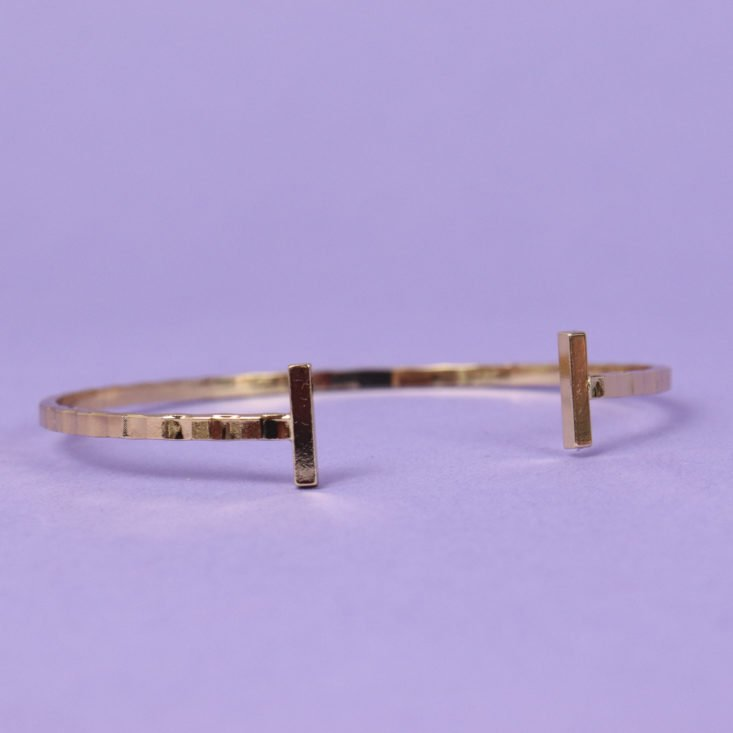gold cuff front