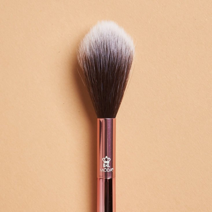 Boxy Charm March 2019 highlighter brush tip