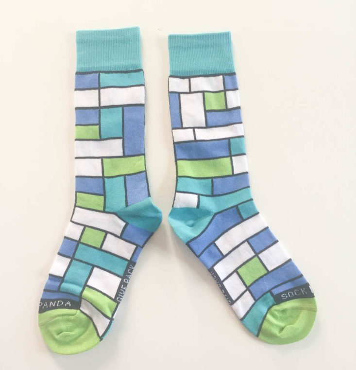 Sock Panda Men March 2019 - Green 2