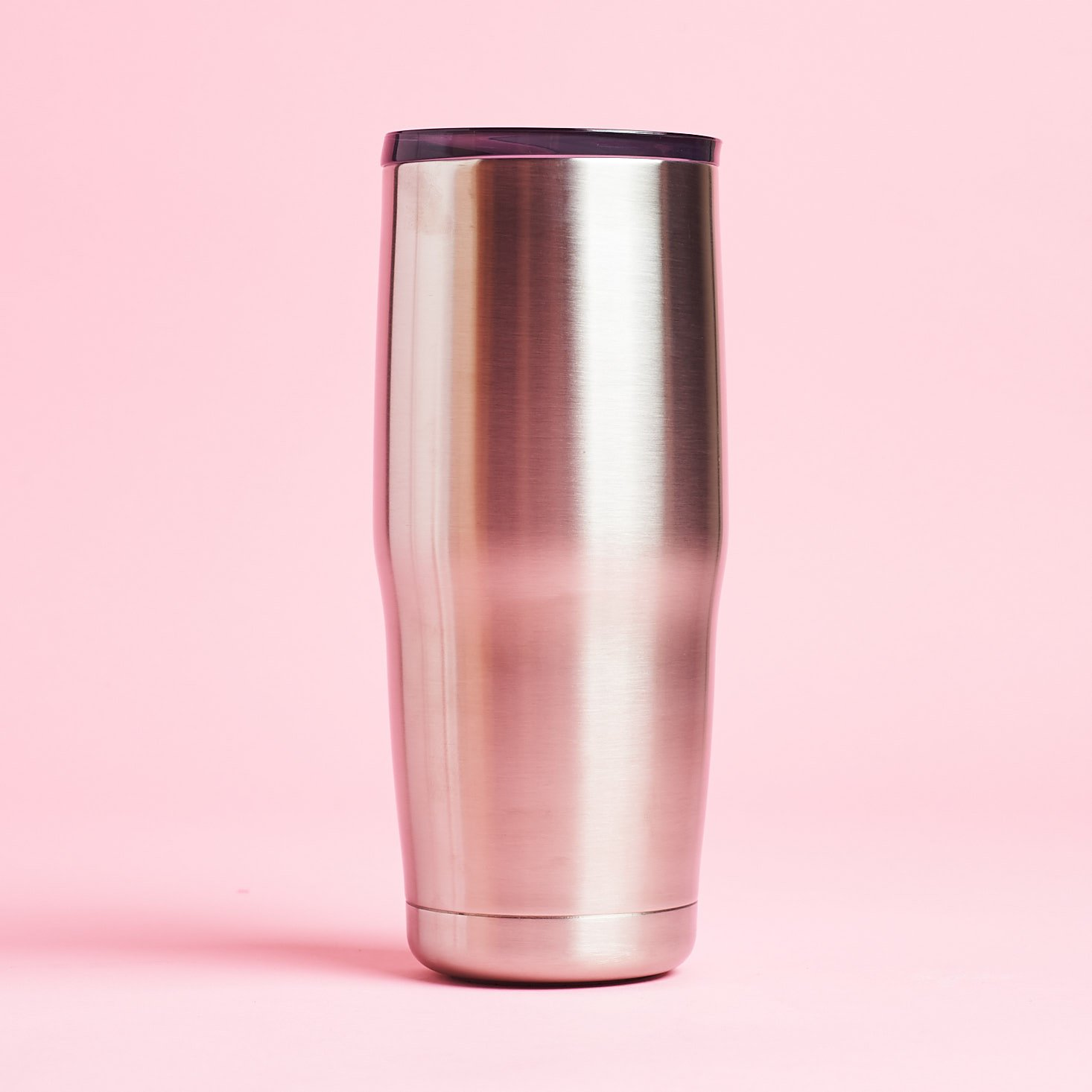 Nomadik Earth Month April 2019 review tumbler side view